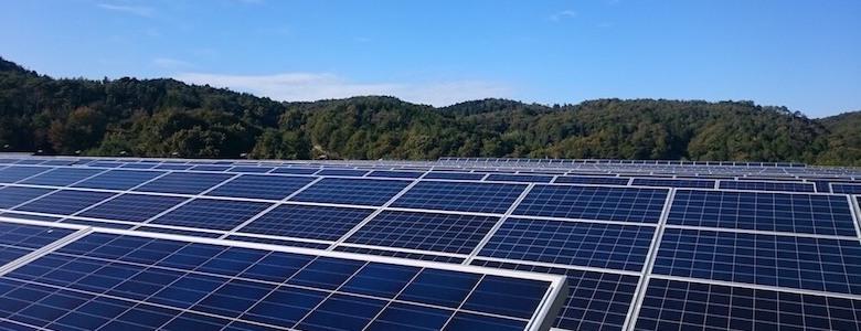 太陽光発電事業写真