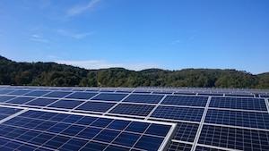 岡山県W郡太陽光発電
