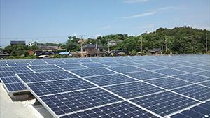 山口県S市1.4M太陽光発電