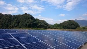 長崎県O市2M太陽光発電