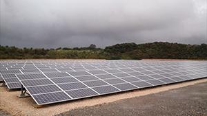 長崎県S市2M太陽光発電