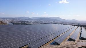 福岡県K市2M太陽光発電