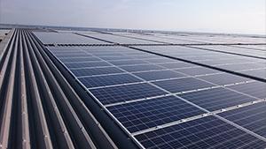 福岡県Y市太陽光発電